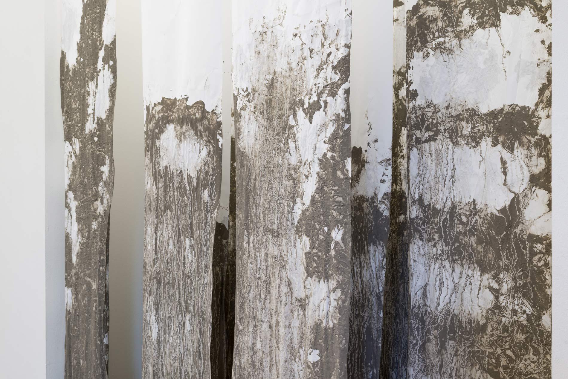 Zeitgenössische Installation Kunst im Raum