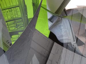 Skulptur Archivmaterial Geschichte in der Kunst