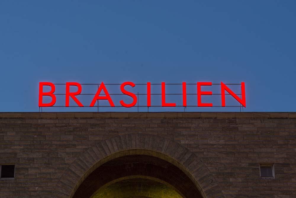 BRASILIEN Current Festival Stuttgart