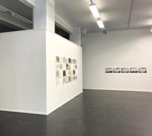 Ansicht Ausstellung Kunstbezirk