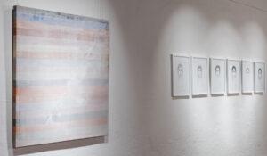 Contemporary Art Erdpigmente Porträts