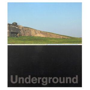 Underground exhibition in bunker