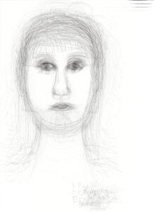 Zeitgenössische Zeichnung, Linienscharen Stuttgart, contemporary drawing