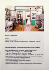 Frank-Thorsten Moll Ikob Museum Beitrag reloaded