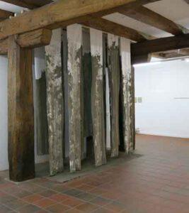 Ölschiefergestein, contemporary art, zeitgenössische Kunst